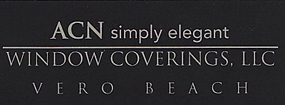 ACN Simply Elegant WINDOW COVERINGS