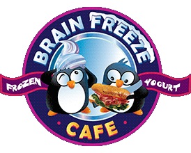 Brain Freeze Frozen Yogurt
