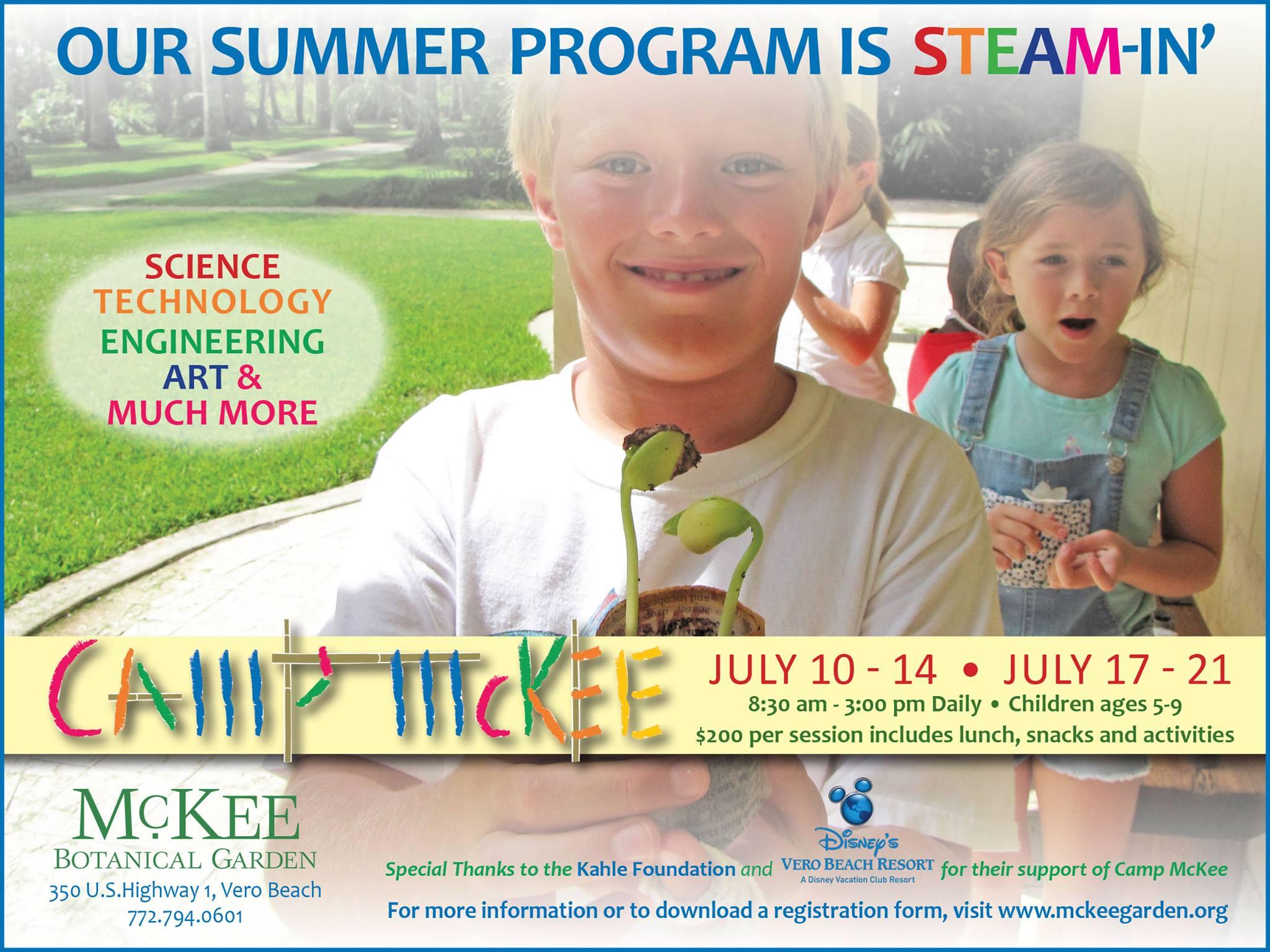 Summer Camp At Mckee