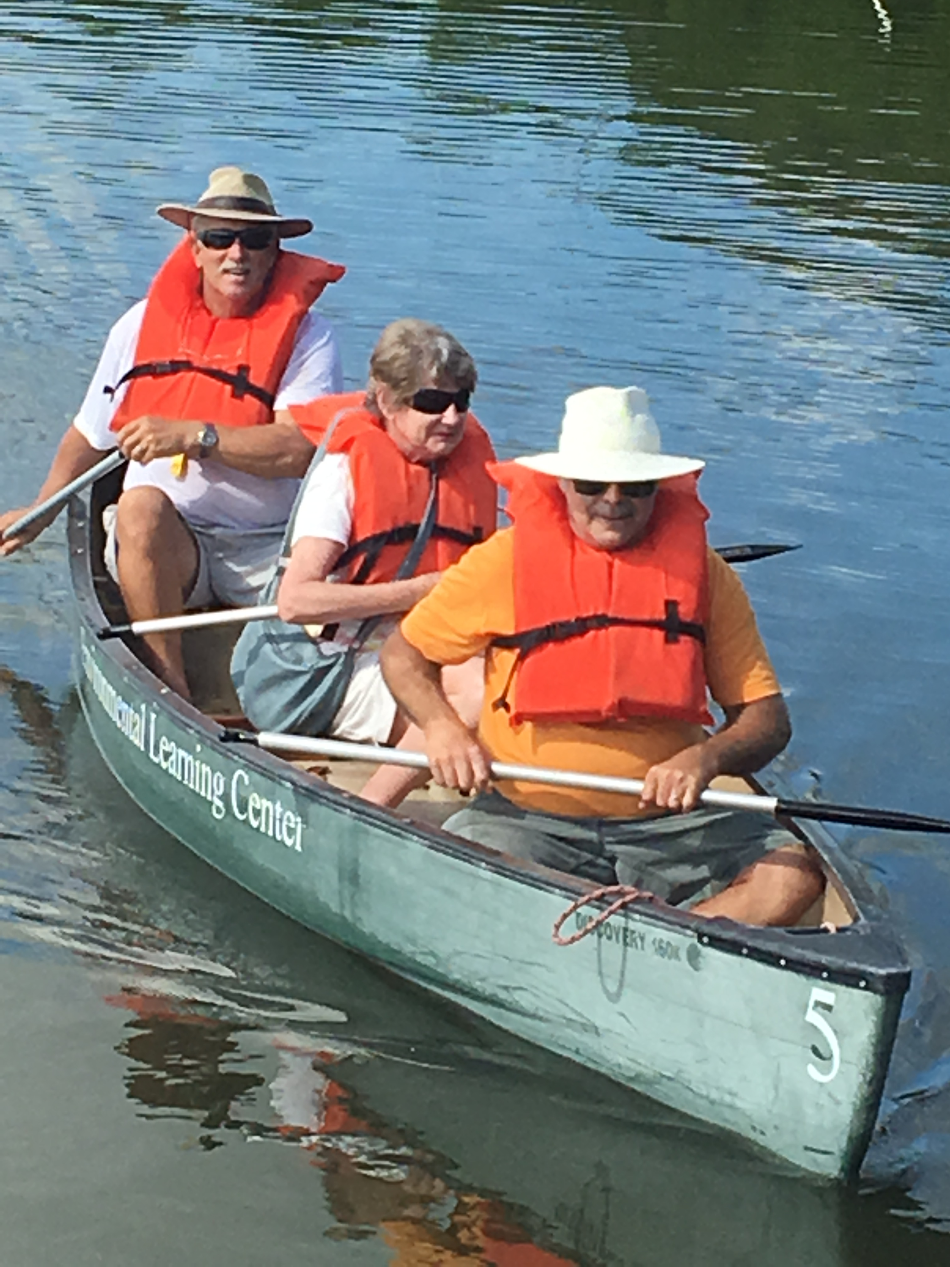 Canoe Excursions (2 Hrs) At The Elc