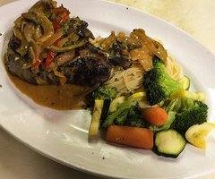 Pork Chop San Remo