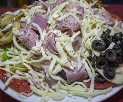 Small Antipasto Salad