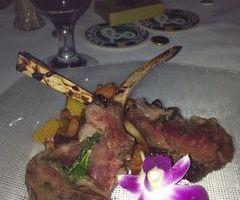 Mojito Lamb Chops