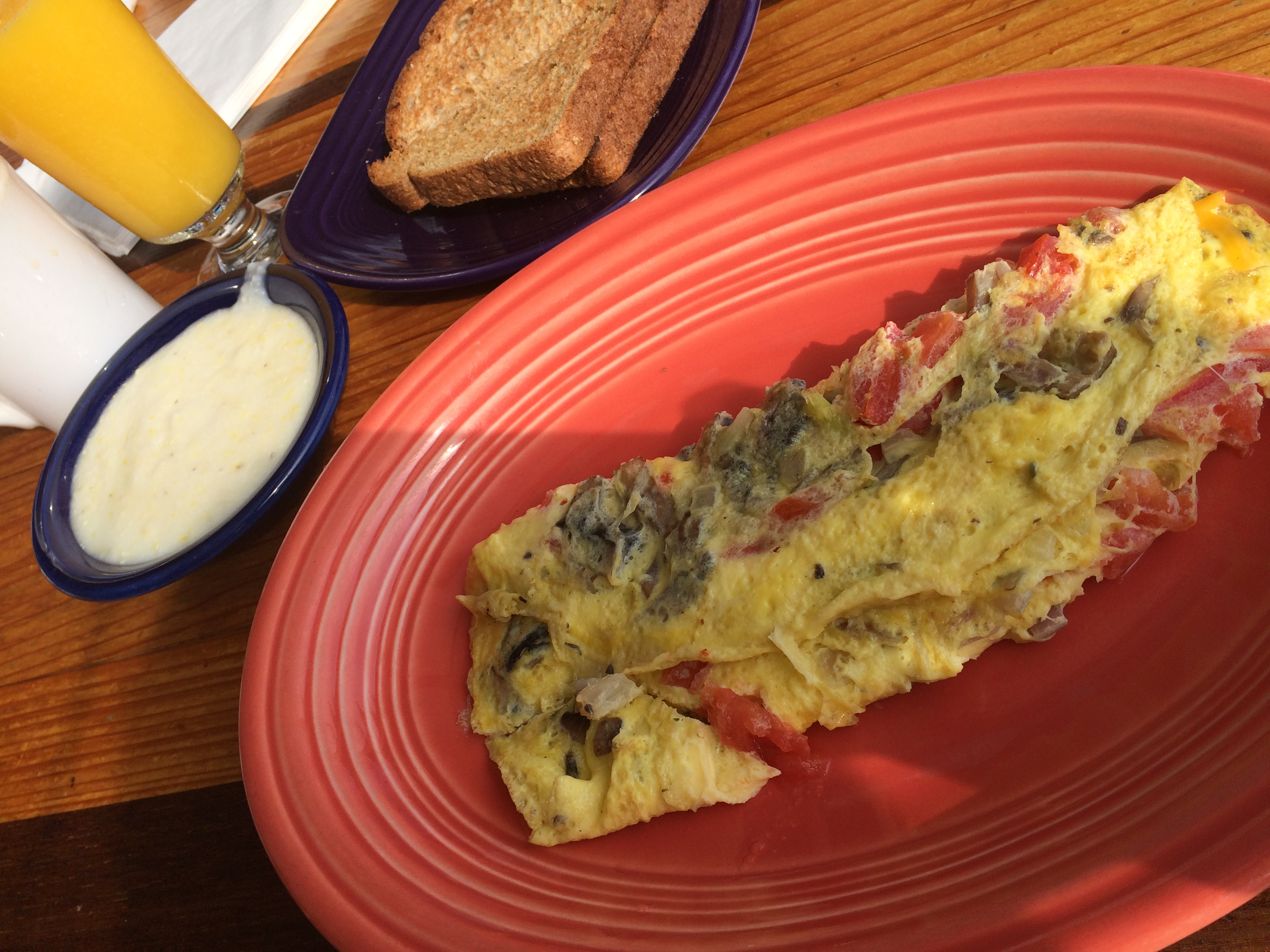 Healthy Omlet