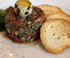 Steak Tartare A LA Francaise