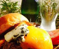 Bistro Fourchette's Burger