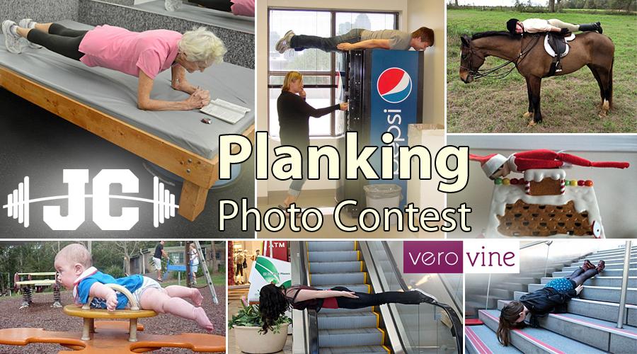 Planking Photo Contest