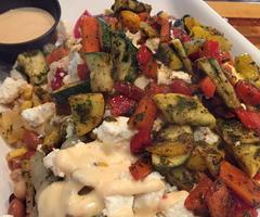 Seared Veggie Salad