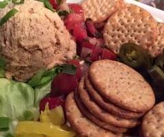 Tuna & Crackers